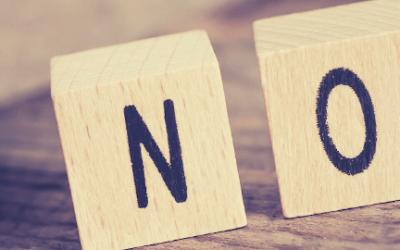 Nein sagen – Part 1